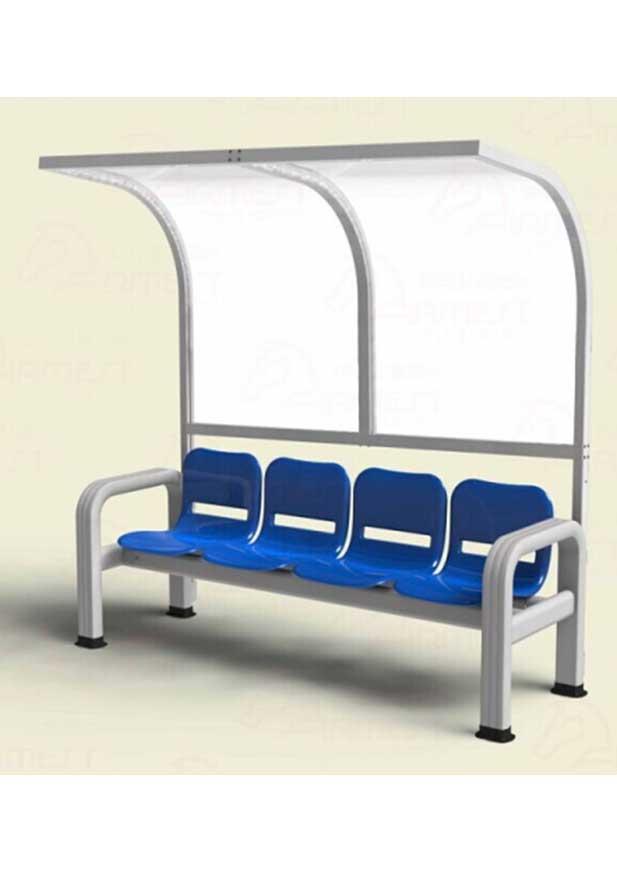 铝合金足球教练休闲椅(专利产品)