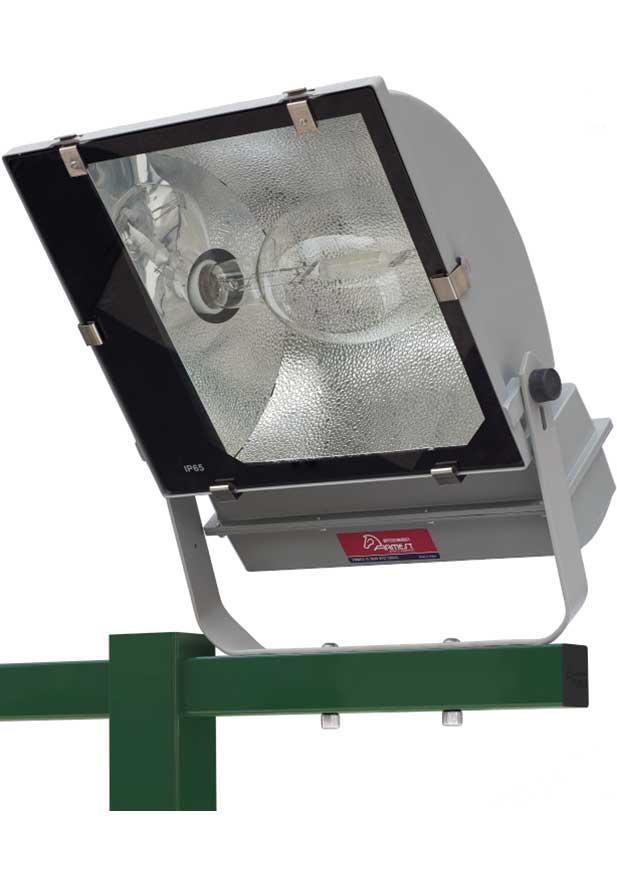 FYD-1000铝合压铸金灯具(圆泡)