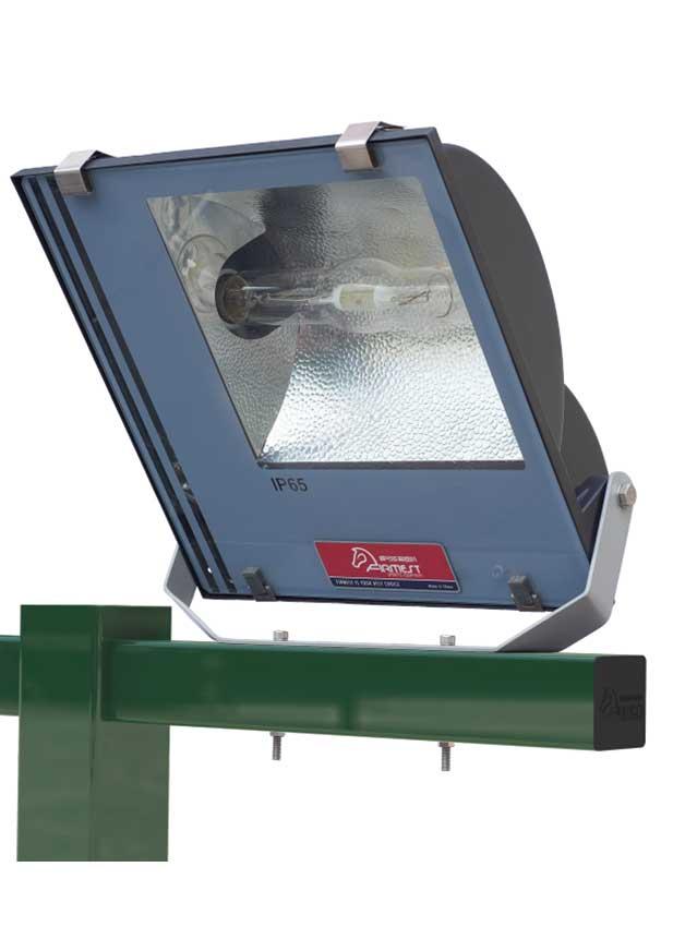 FYD-400铝合压铸金灯具(直泡)