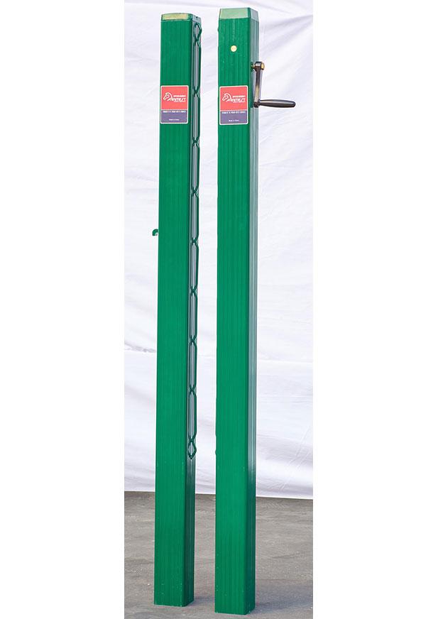铝合金直插式网球柱(专利产品)
